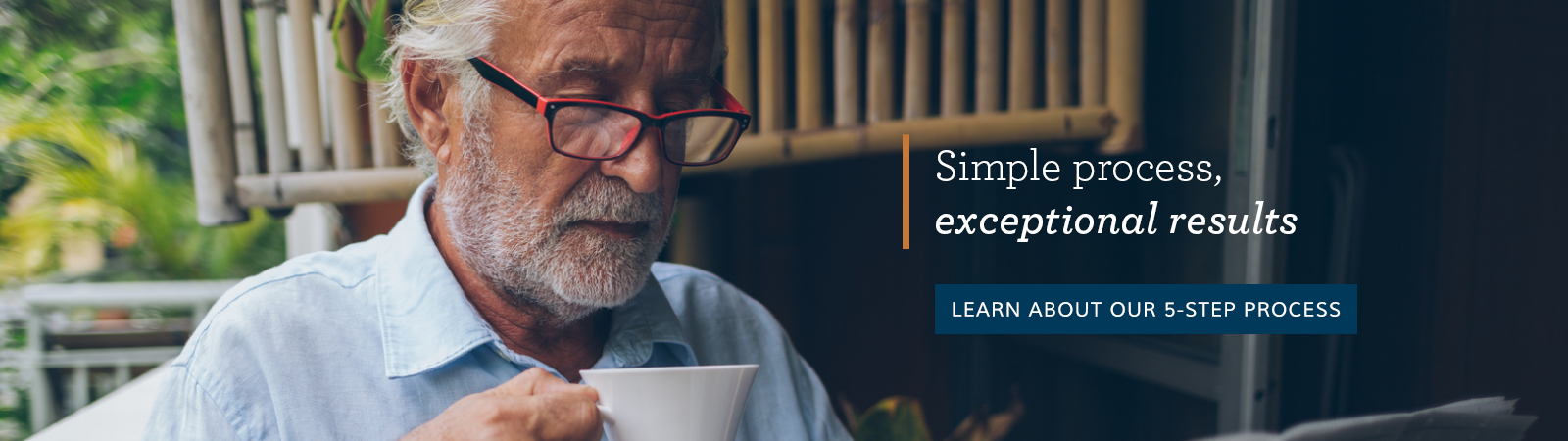 simple process exceptional results