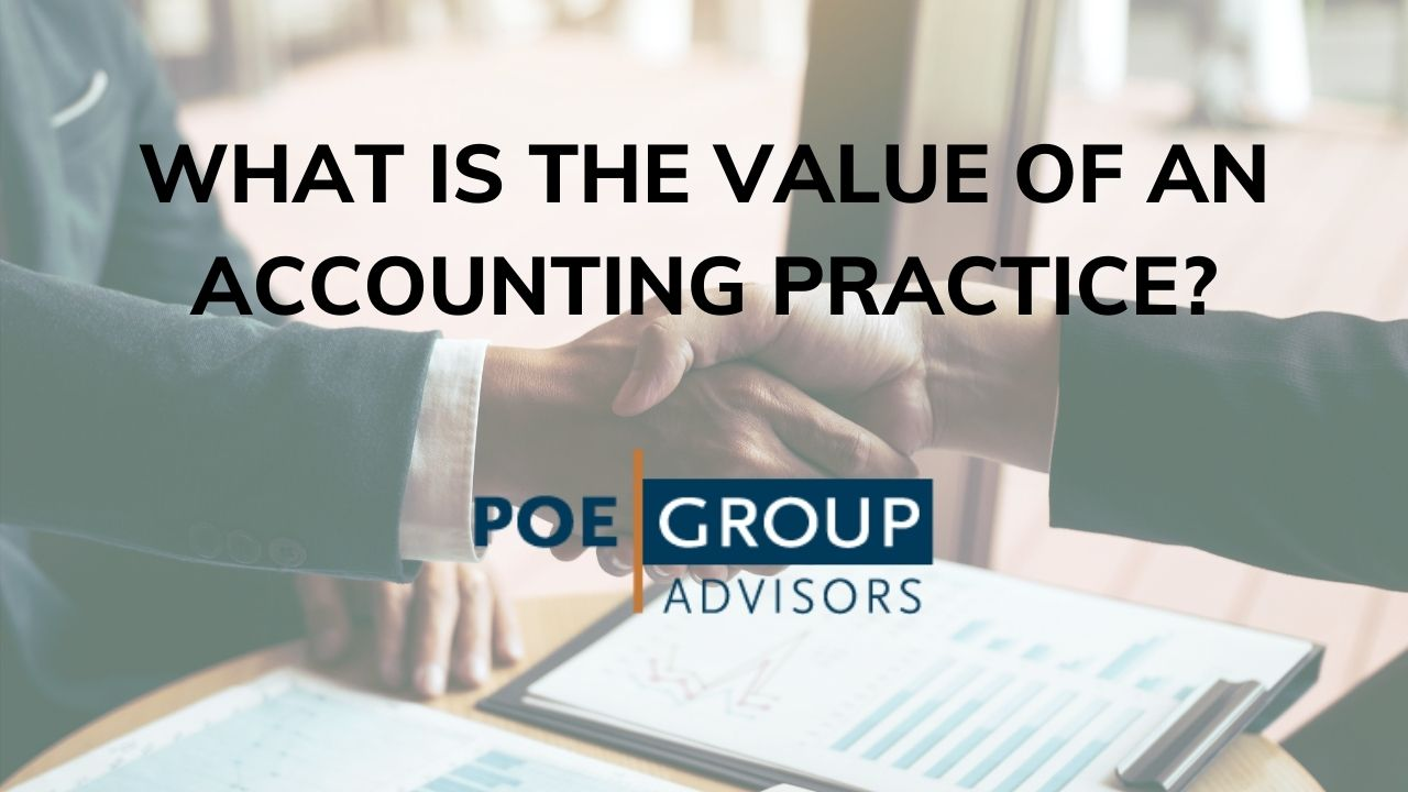 accounting practice value