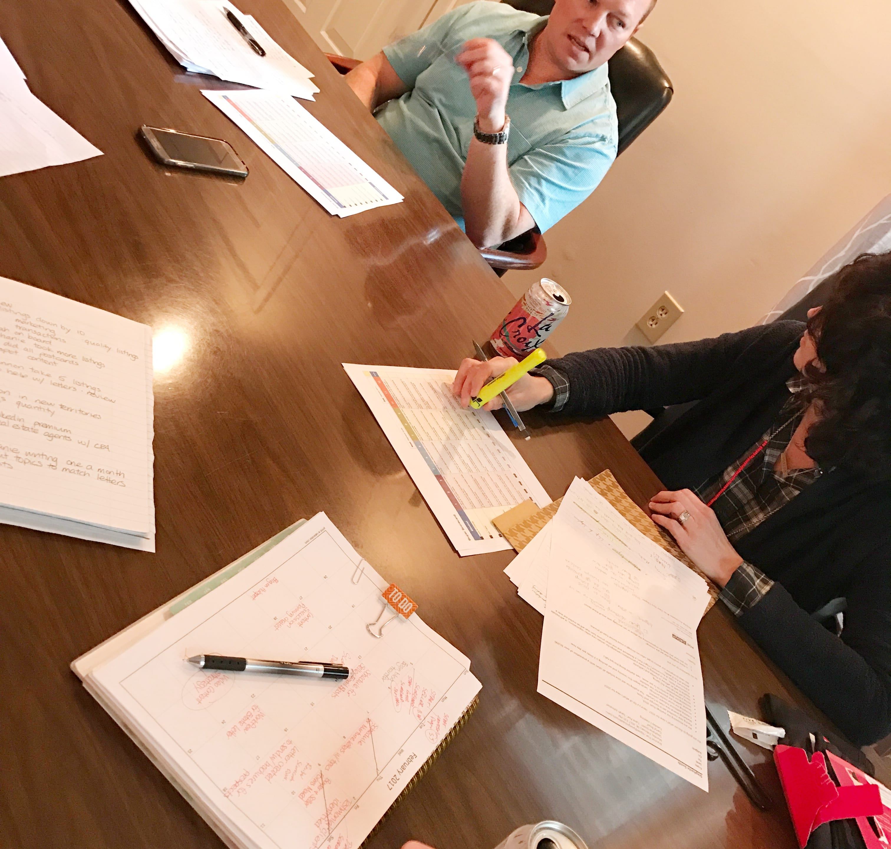 Strategic Meetings During Tax Season