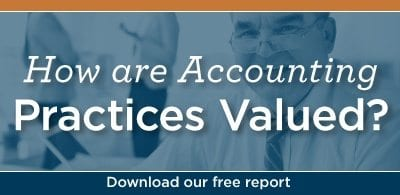How are accounting practices valued