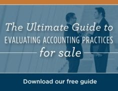 Ultimate guide to evaluating accounting practices for sale