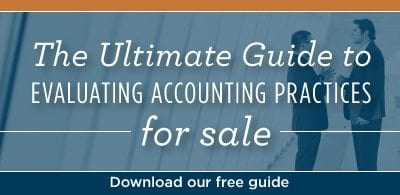 Evaluating Accounting Practices for Sale