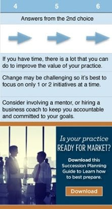 Is your cpa practice ready for market