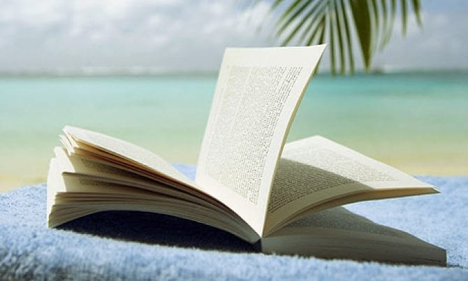 Stephanie's Summer Reading List