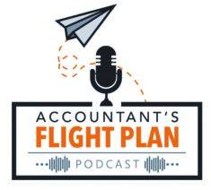Accountants flight plan