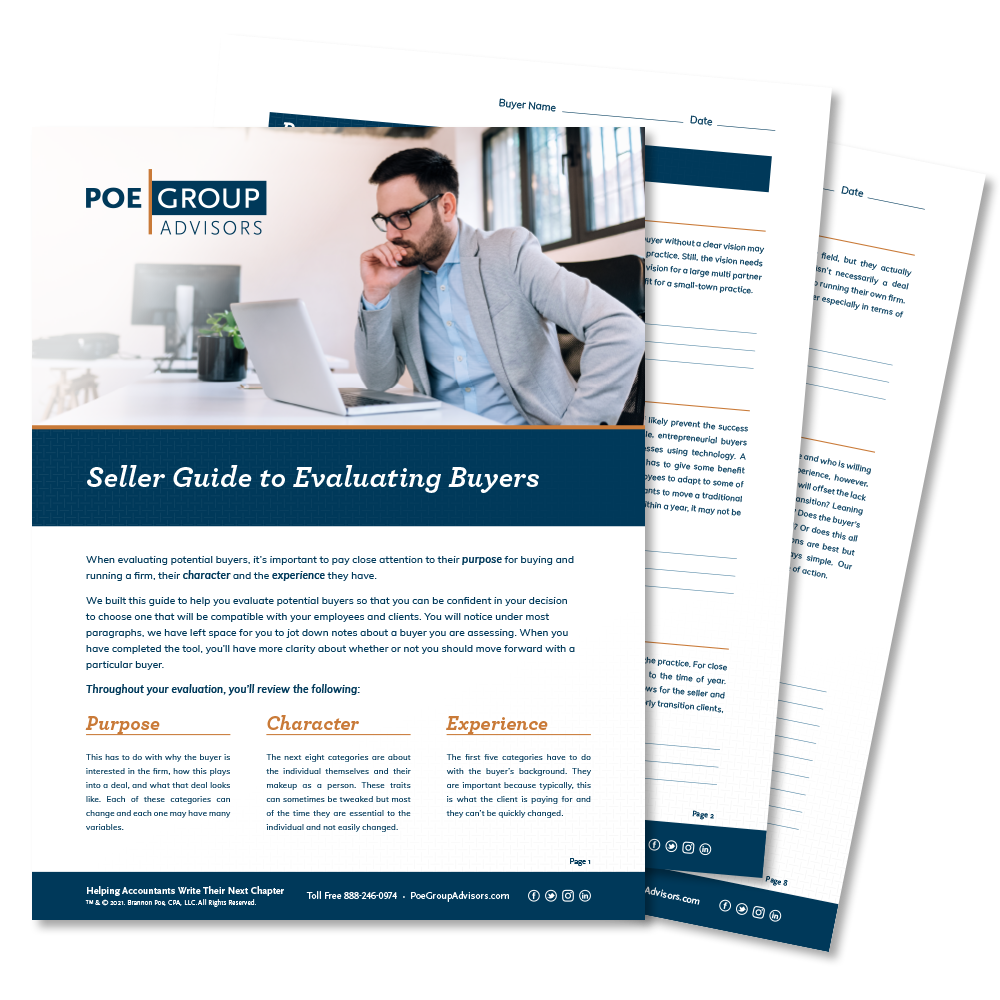 Seller's Guide to Evaluating Buyers